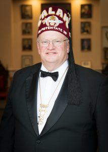 John Johnson, Potentate